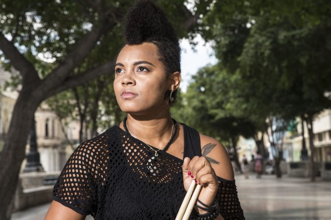 Q&A with Yissy Garcia, a leader in the new generation of Cuban artists