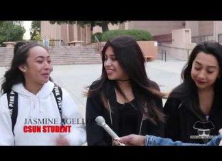three women being interviewed