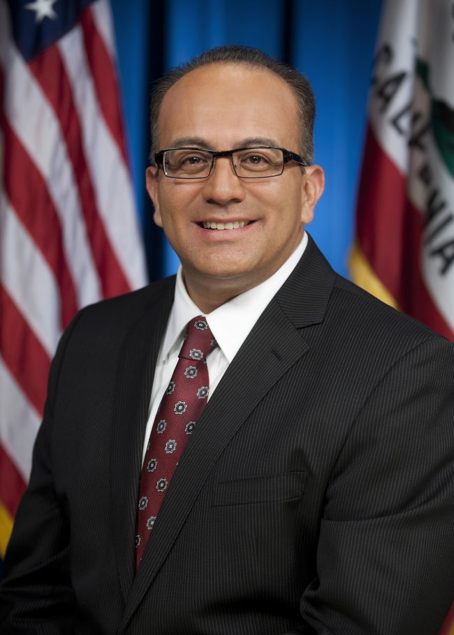 California State Assembly Majority Whip representing San Fernando accused of sexual harassment by multiple women