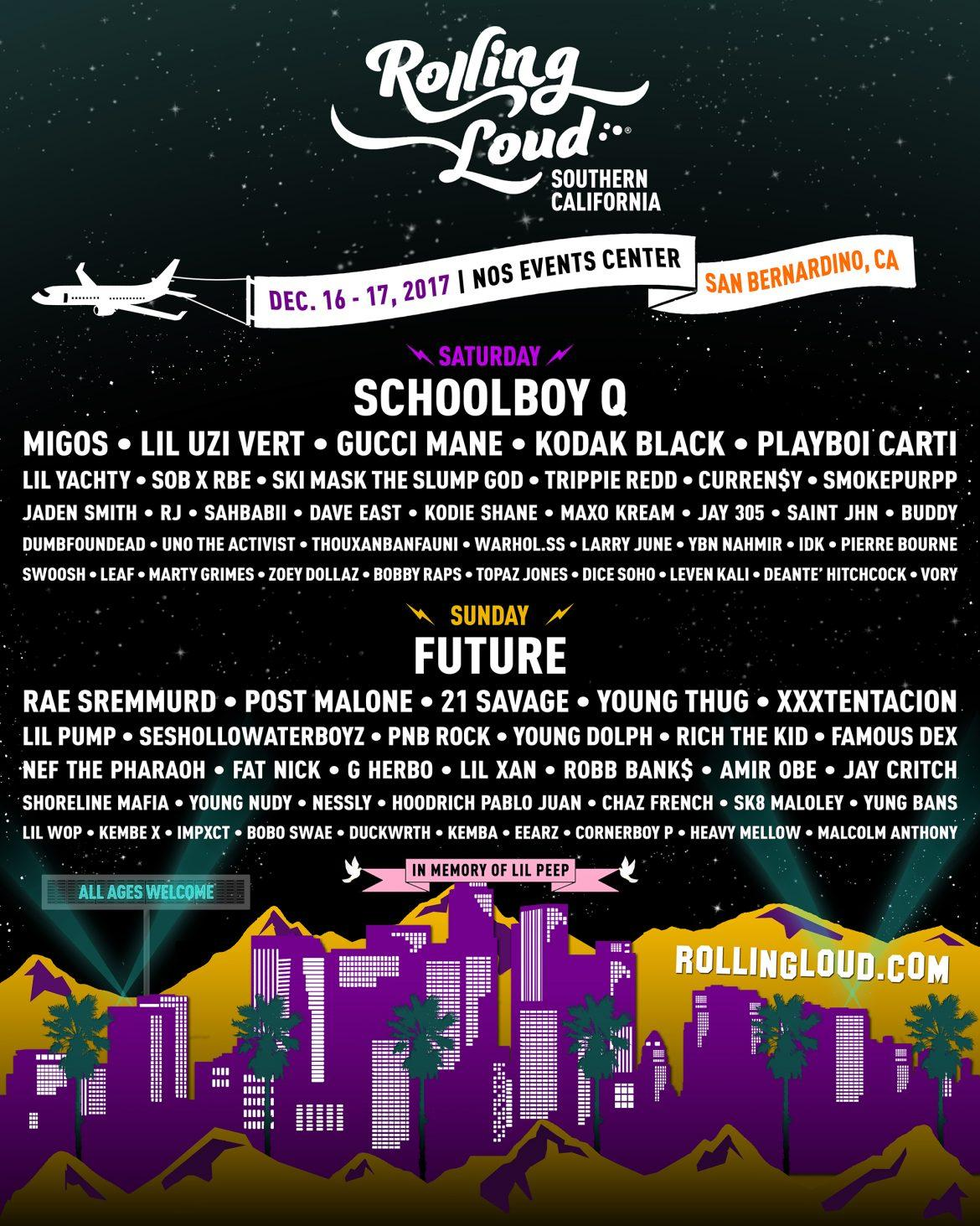 The+independent+festival+will+feature+both+big+and+underground+Hip-Hop+artists+in+their+first+SoCal+edition+of+the+festival.+Photo+Credit%3A+Courtesy+of+Rolling+Loud.
