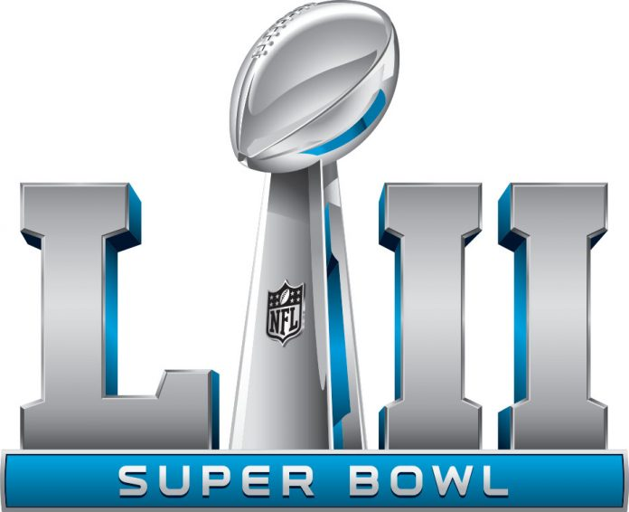 2018 super bowl logo