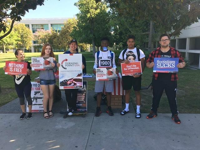 CSUN conservatives find a turning point