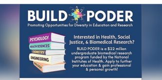 Build Poder club flyer