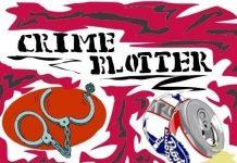 crime blotter logo