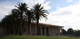 oviatt lawn and library