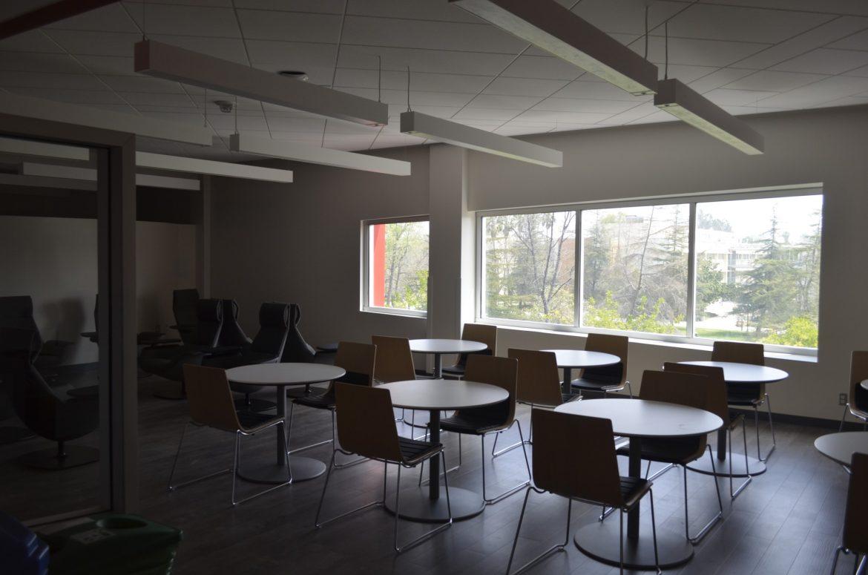 Center Interior