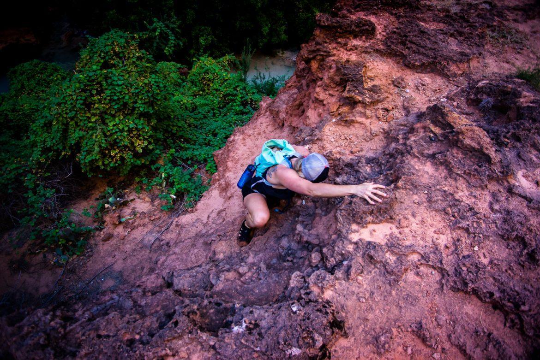 person+rock+climbing