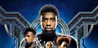 dark blue and black movie poster