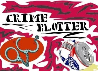 red picture of handcuffs and soda can