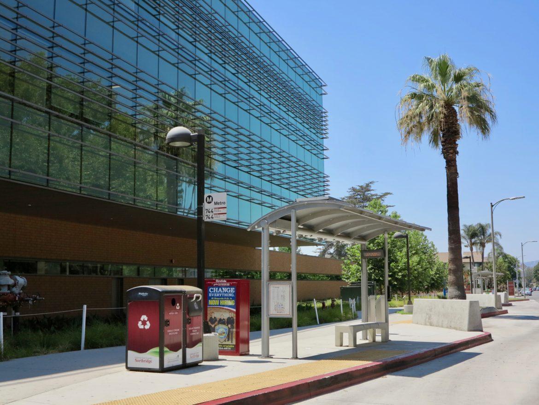CSUN Transit Center