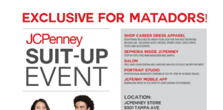 JCPenny flyer about suits