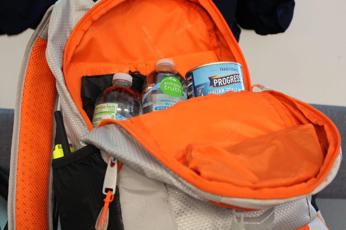 Personal First Aid Kit Backpack