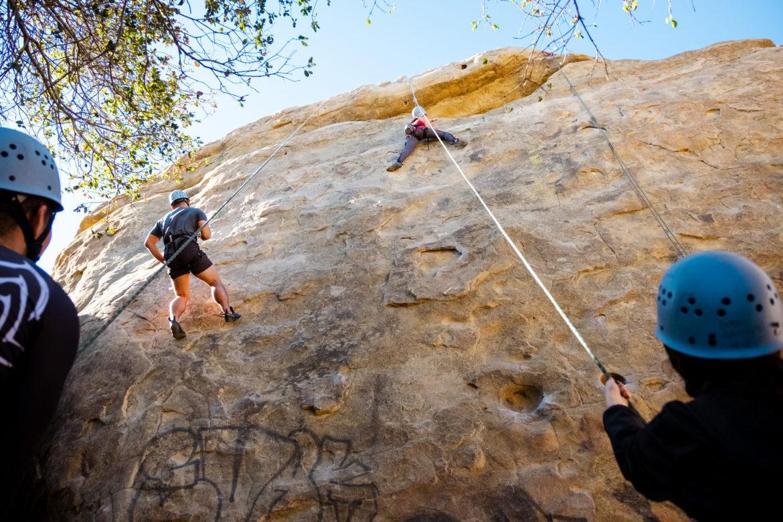 8. Climbing
