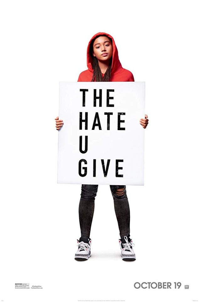 """Review of the week: """"The Hate U Give"""""""