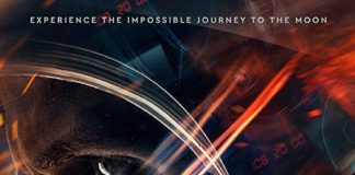 Astronaut movie flyer