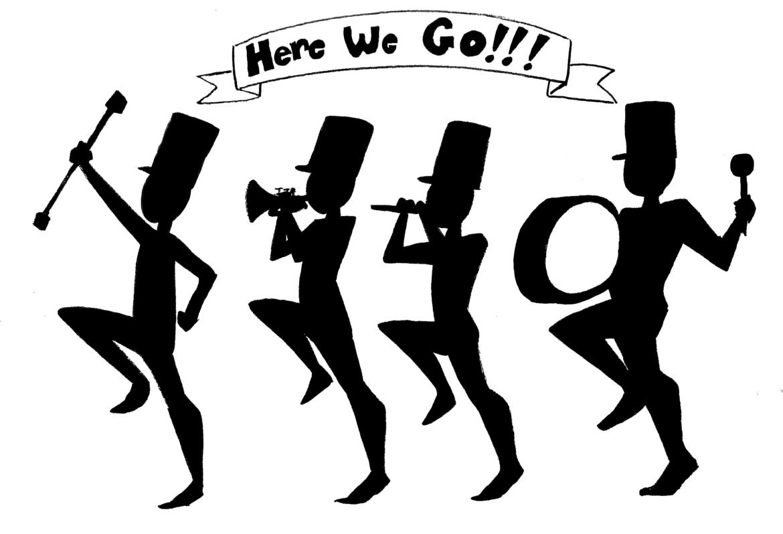 marching+band+logo