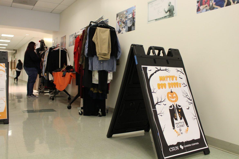 Matty's Closet