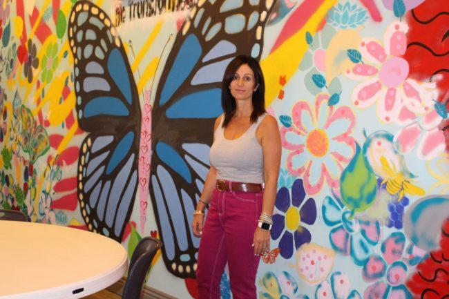 A closer look at Iris Peretz and her visual art