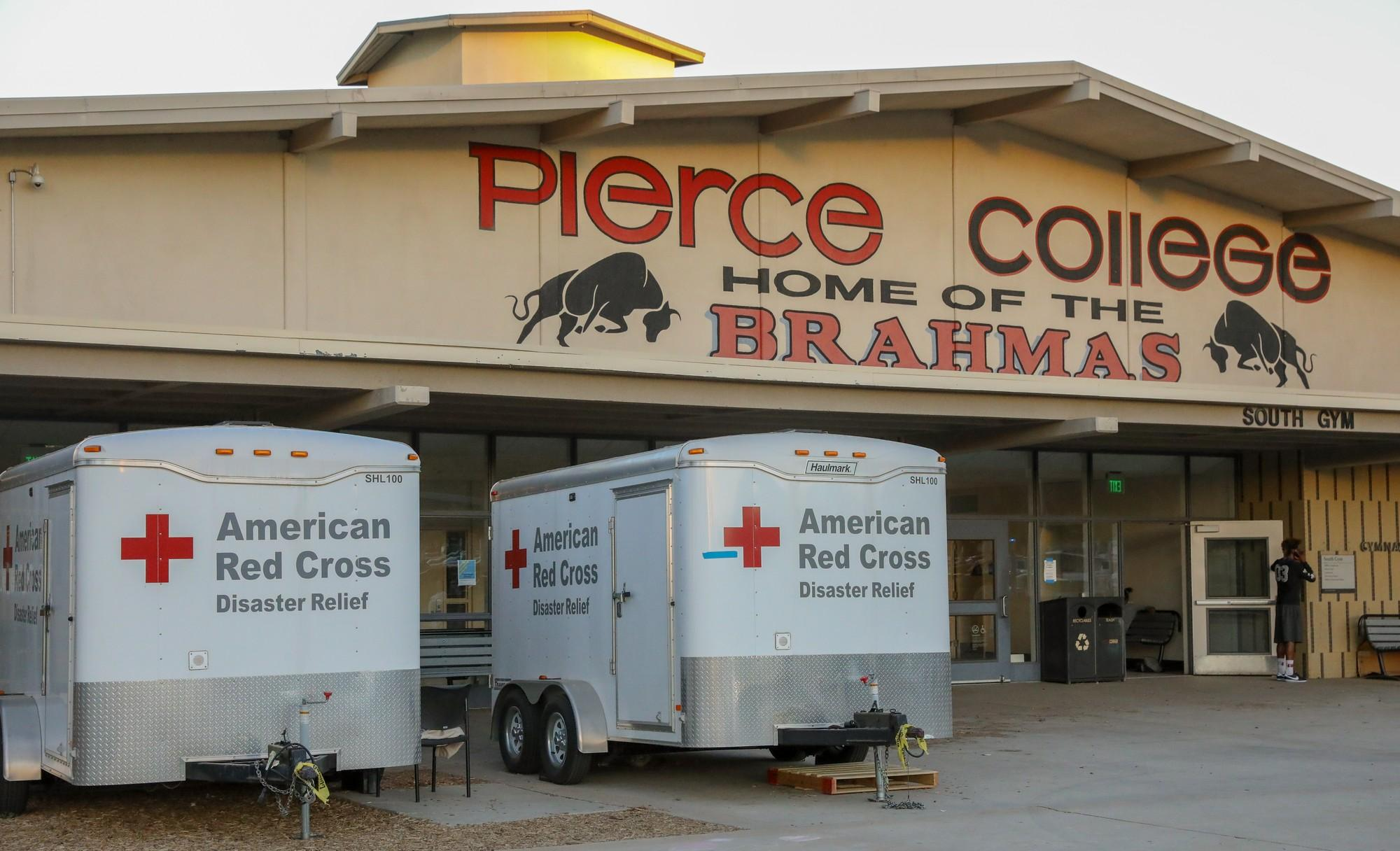 The American Red Cross is transitioning into the next phase of the relief effort, according to Red Cross volunteer and the Director of Online and Off-site Field Education in the CSUN Sociology Department Jennifer Henningfield.