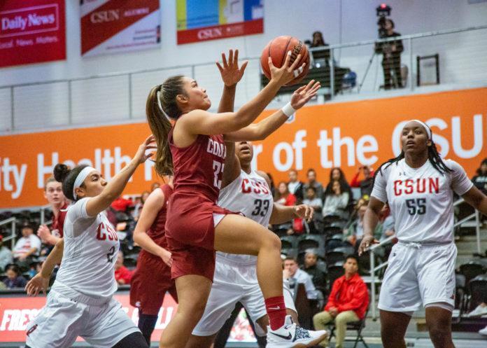 csun women's basketball