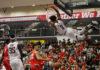 csun athlete dunking