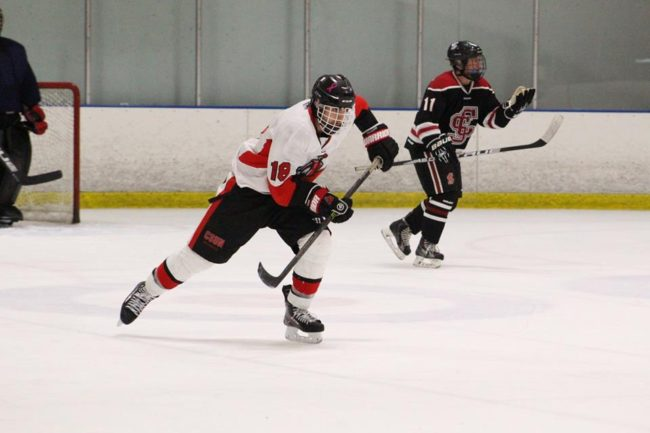 csun hockey team