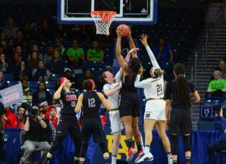 woman's basketball