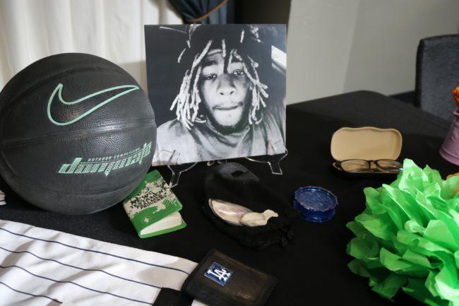 CSUN community remembers deceased student