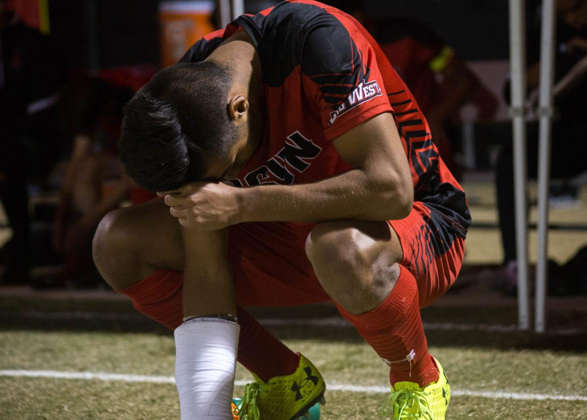 csun+soccer+player+sad