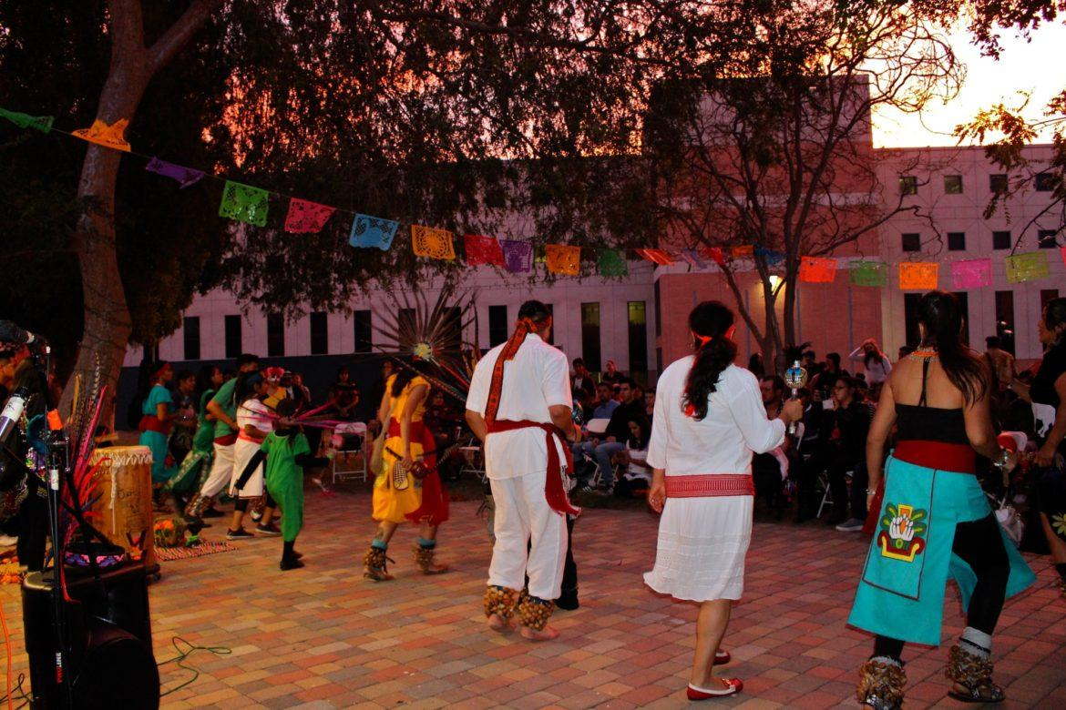 native mexican dancing