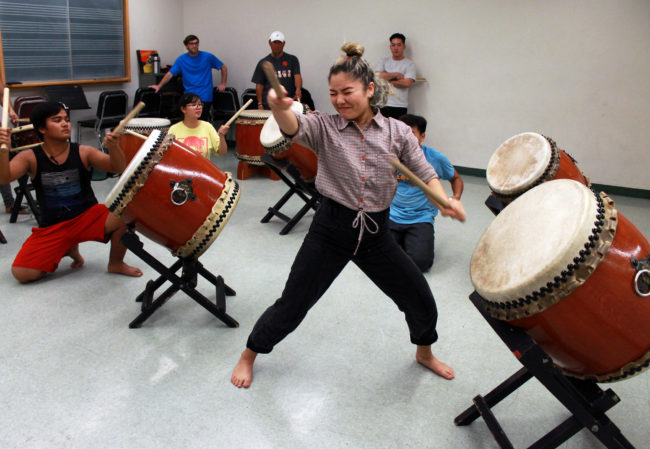 (Photo Story) Meet the Jishin Taiko Ensemble