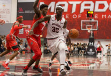 csun basketball player