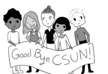 csun cartoon