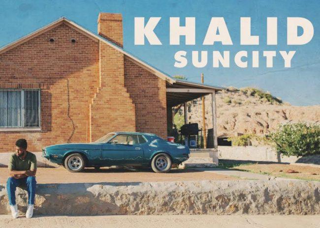 Album review of the week: Khalid's 'Suncity'