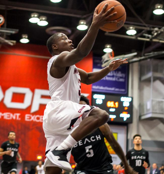 Matadors beat Long Beach to end two-game losing skid