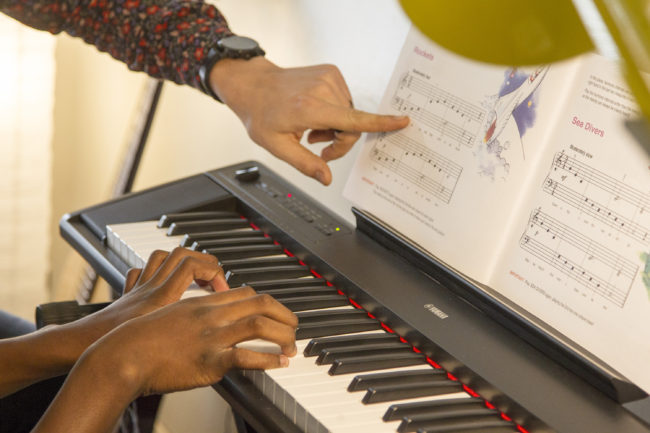Learn more about CSUN's Music Therapy Clinic
