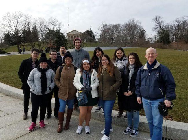 East Coast interns: Students represent CSUN in Washington, D.C.