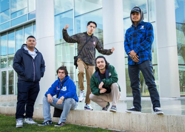 Student band, Aikido Notion, on their struggles and successes
