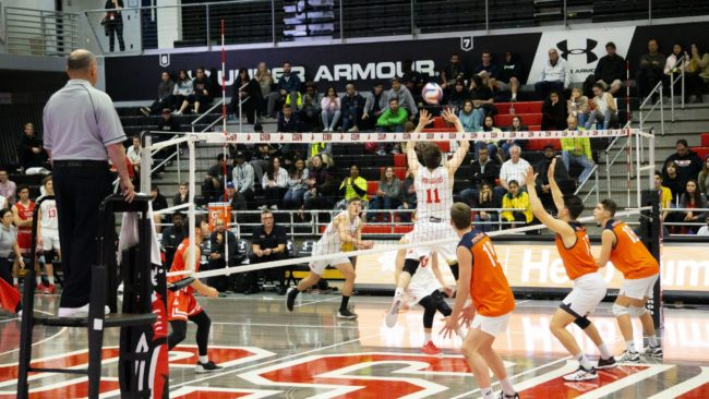 Pepperdine sweeps season series against CSUN