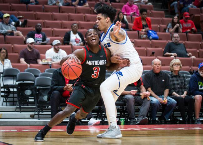 Matadors show promise in early exit from Big West Tournament