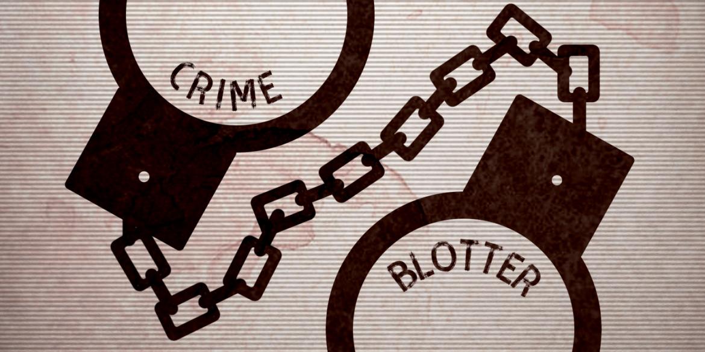 A calendar vadvertisement (Crime Blotter)