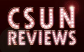 A neon board (CSUN REVIEWS)