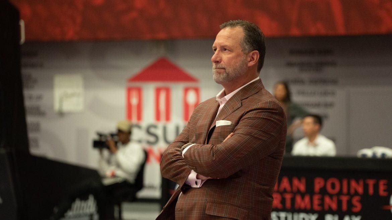 CSUN Men's Baskerball Head Coach (Mark Gottfried)