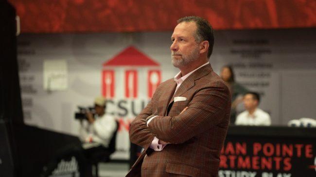 Men's basketball head coach named in corruption scheme
