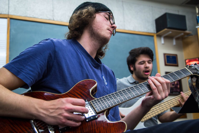 Student jazz fusion band looks to create social change through music