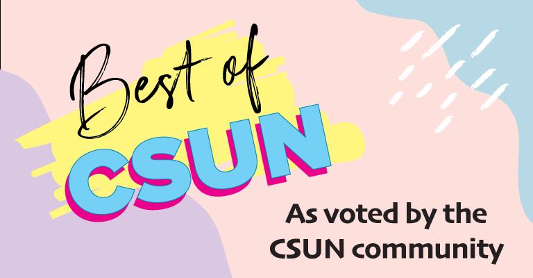 Best of CSUN logo