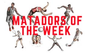 Calendar advertisement (Matador of the week)