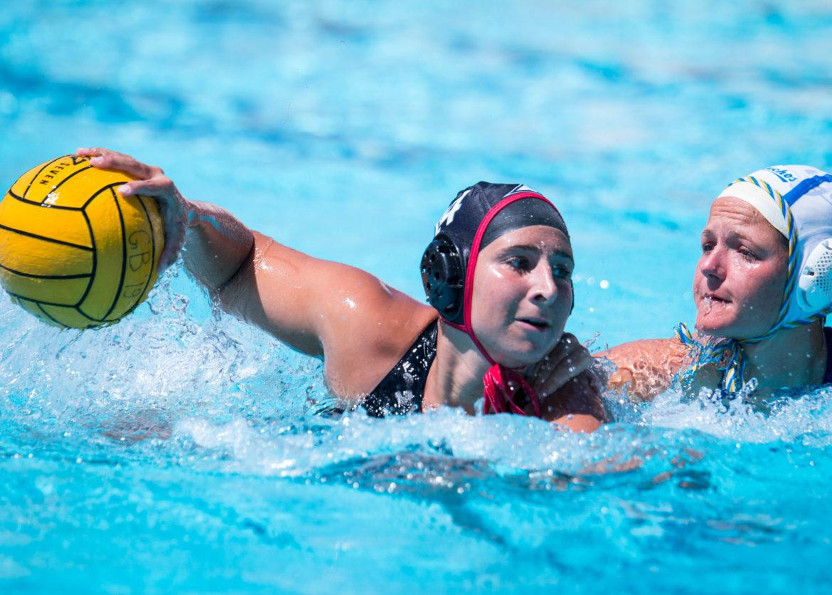 CSUN Women's waterpolo player