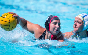 CSUN Women's waterpolo player
