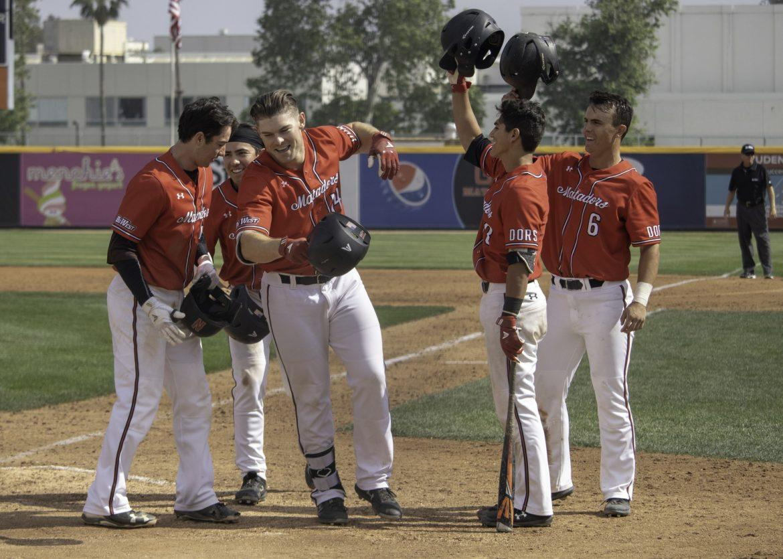 CSUn Baseball team